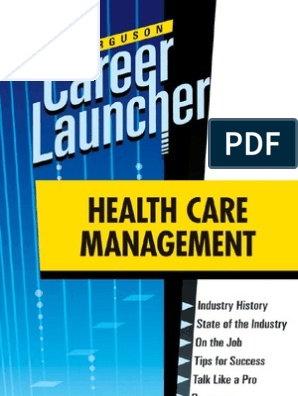Health Care Providers (Ferguson Career Launcher)